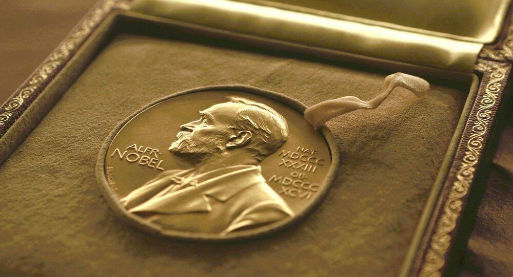 Nobel Kimya Ödülü