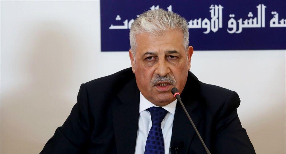Eski Musul Valisi ve Haşdi Vatani (Sünni Gücü) Komutanı Esil Nuceyfi