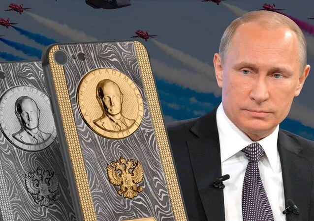 Yeni Putin cep telefonları