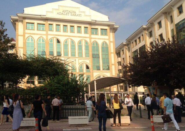 Antalya Adliyesi