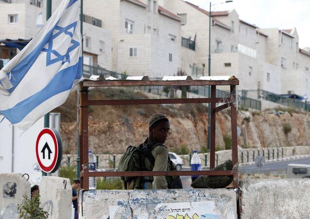 Yasadışı Yahudi yerleşim yerleri