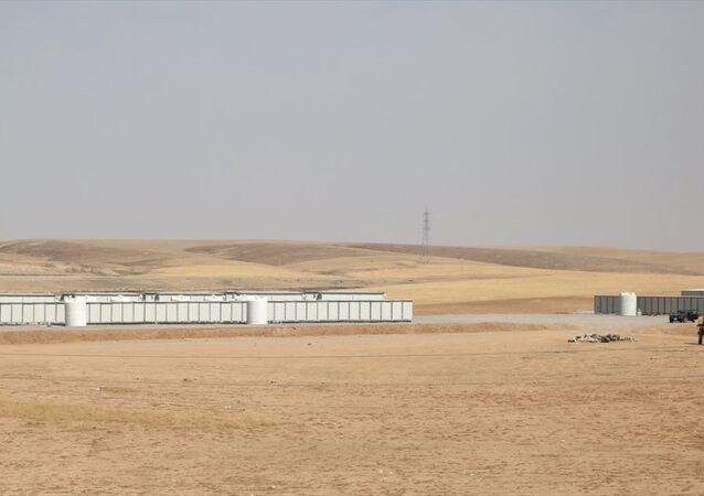 Başika-TSK kampları