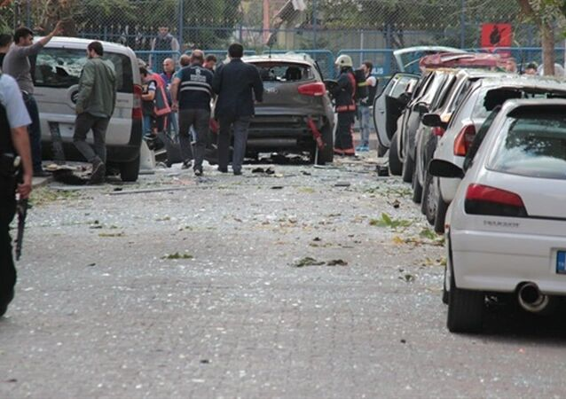 Yenibosna'daki terör saldırısının şüphelisi kamerada