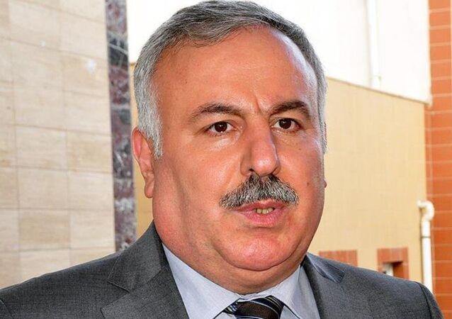 Harran Üniversitesi'nin eski Rektörü Prof. Dr. İbrahim Halil Mutlu