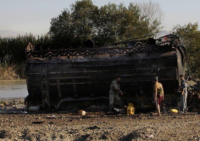 Afganistan'ın Kunduz kenti yakınlarında NATO savaş uçaklarının 2009 yılındaki bombardımanında 90 kişi ölmüştü