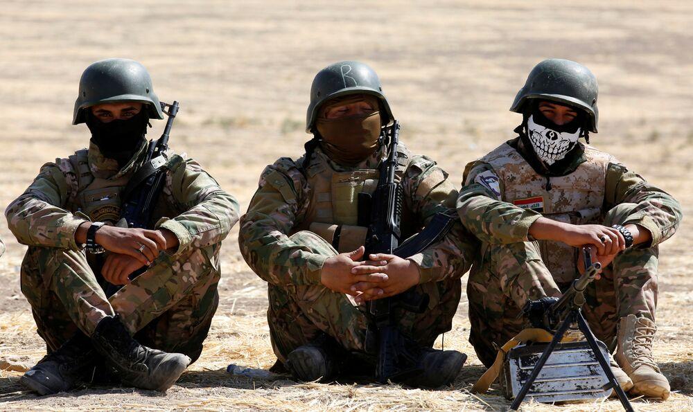 Zelikan Kampı'nda 500 civarında Türk askeri olduğu tahmin edilirken, Kuzey Irak da dahil olmak üzere Irak genelindeki Türk asker sayısı ise yaklaşık 2000.