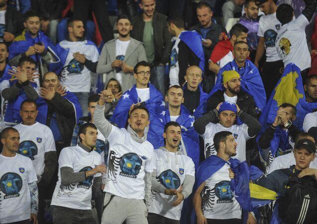Hırvatistan - Kosova 2018 Dünya Kupası eleme maçı