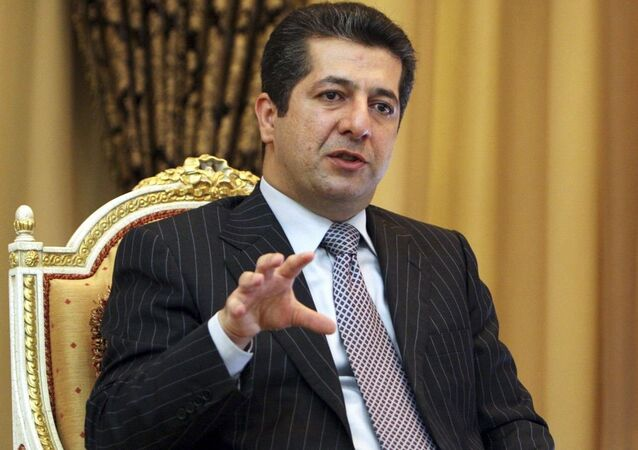 IKBY Güvenlik Ajansı Müsteşarı Mesrur Barzani