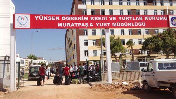 Muratpaşa Erkek Öğrenci Yurdu - Antalya - Sputnik Türkiye