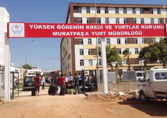 Muratpaşa Erkek Öğrenci Yurdu - Antalya