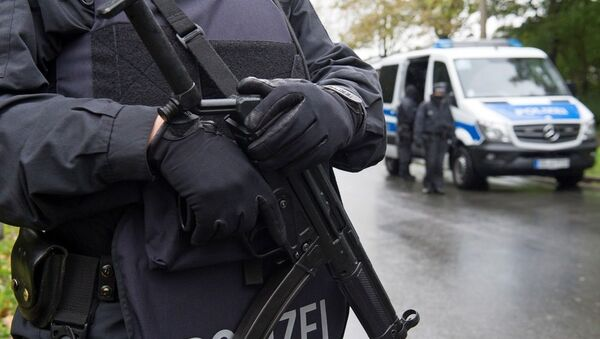 Almanya polisi-Alman polis - Sputnik Türkiye