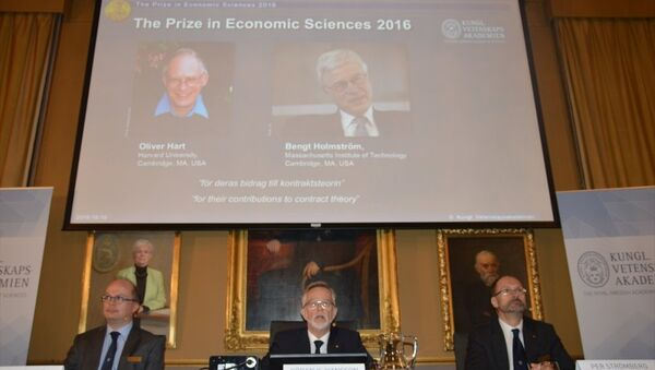 Nobel Ekonomi Ödülü - Sputnik Türkiye