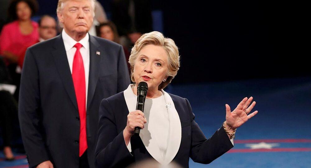 Hillary Clinton-Donald Trump