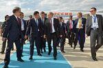 Visit of the Russian President V. Putin to Turkey