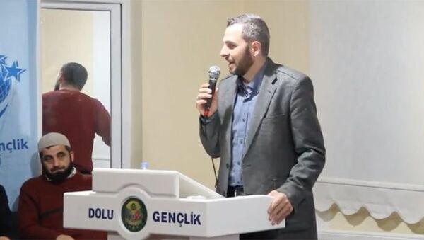 Kabataş Erkek Lisesi Müdür Yardımcısı Şakir Voyvot - Sputnik Türkiye