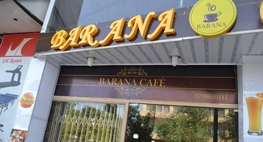 Barana isimli kafe