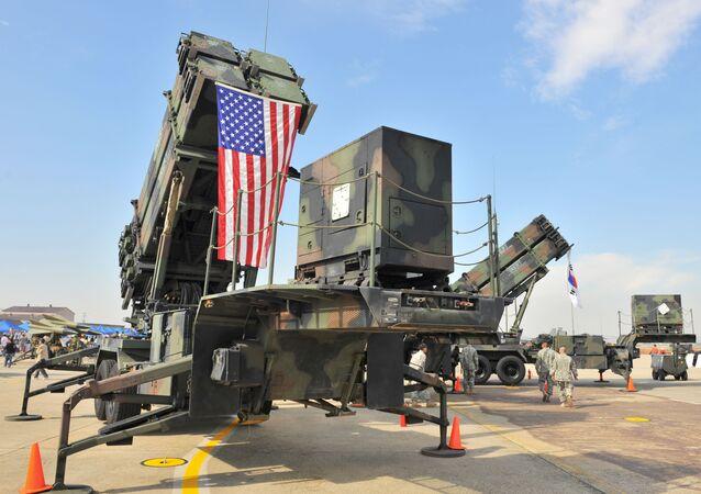 ABD füze savunma sistemi