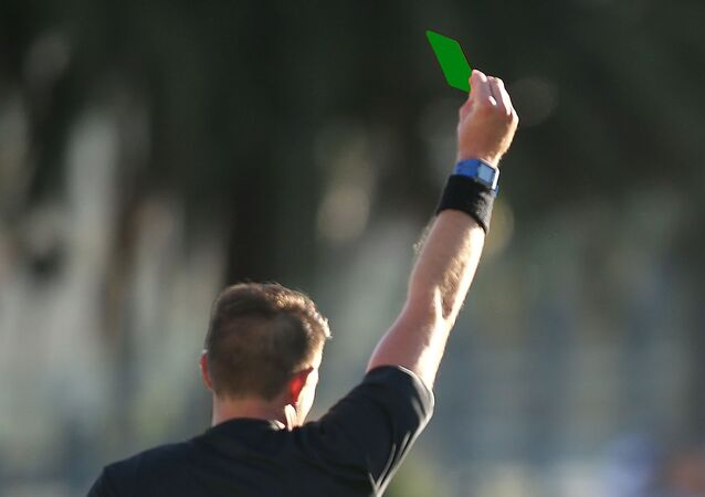 Futbolda yeşil kart