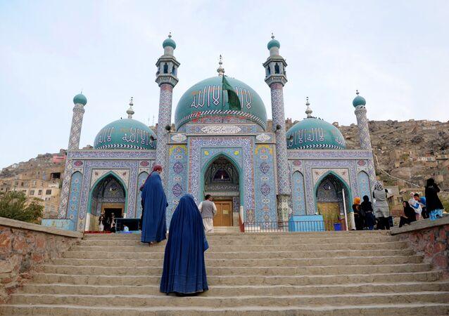 Kabil'deki Şii Sahi Türbesi
