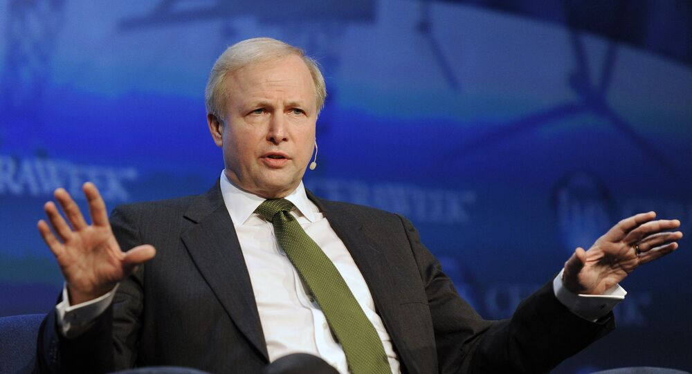 BP CEO'su Bob Dudley