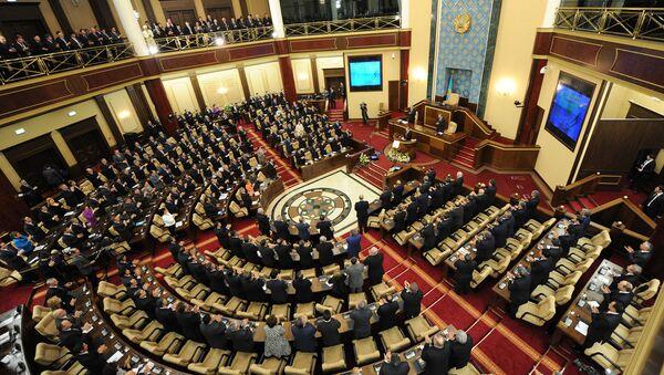 Kazakistan Parlamentosu - Sputnik Türkiye