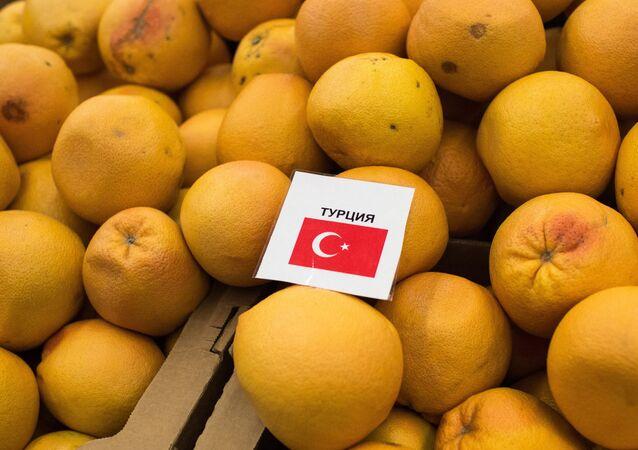 Türk meyveleri