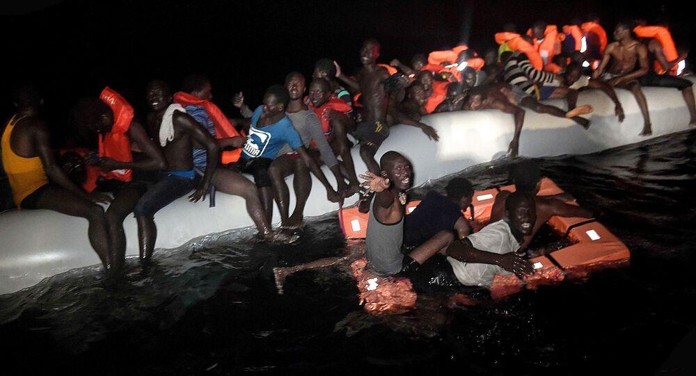 Libya - sığınmacı / göçmen