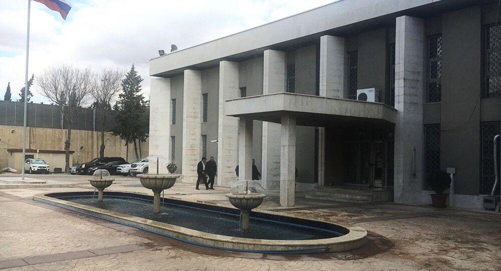 Rusya'nın Şam Büyükelçiliği