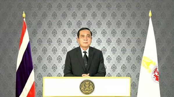 Tayland Başbakanı Prayuth Çan-oça - Sputnik Türkiye