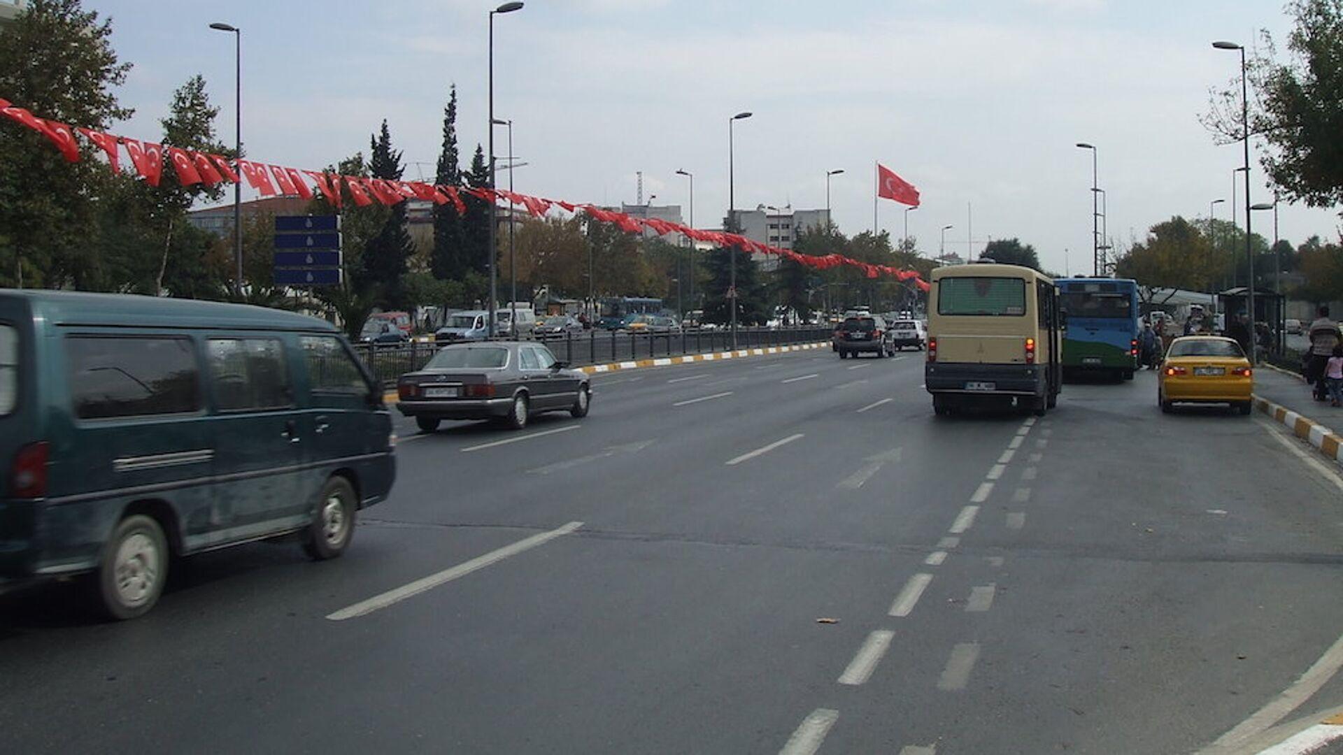 Vatan Caddesi - Sputnik Türkiye, 1920, 30.08.2021