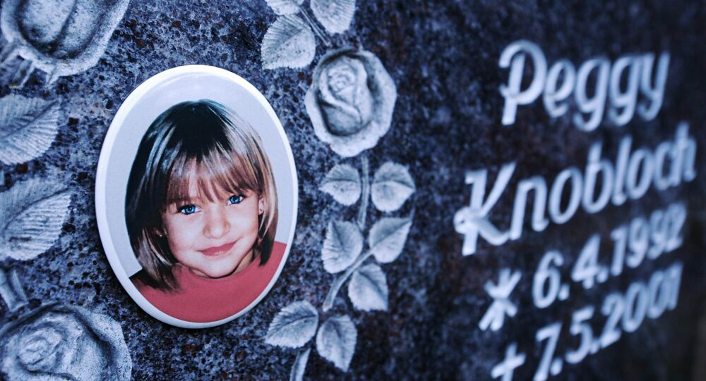 Almanya'da 9 yaşındayken kaçırılıp öldürülen Peggy Knobloch