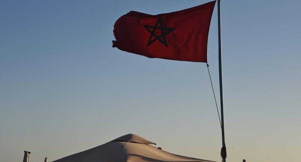 Fas bayrağı