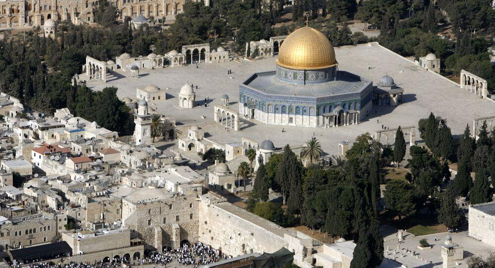 Kudüs / Tapınak Tepesi / Kübbet-üs Sahra / Ağlama Duvarı