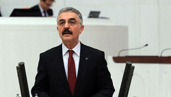 MHP Genel Sekreteri İsmet Büyükataman - Sputnik Türkiye