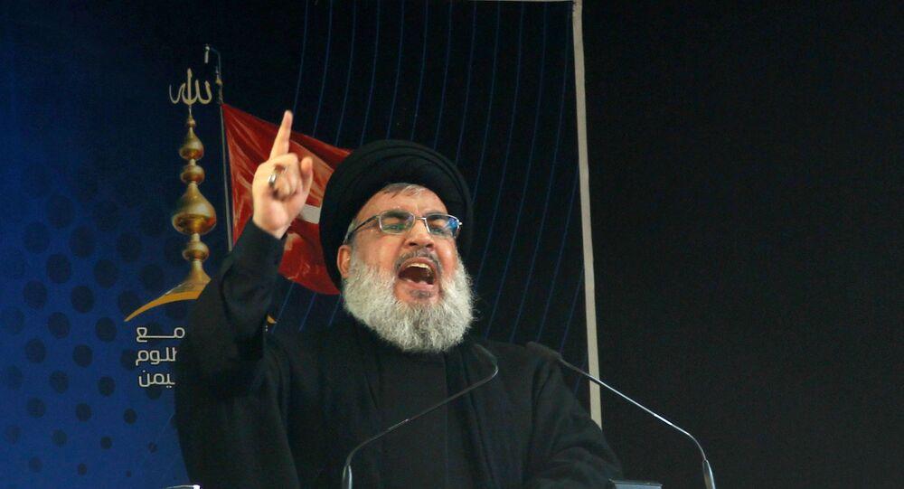 Hasan Nasrallah