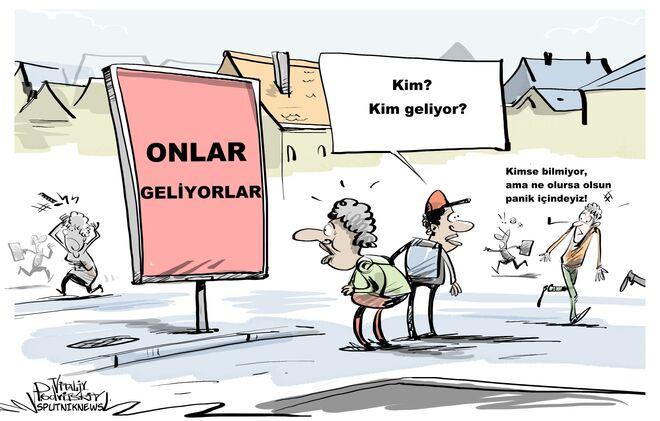 Aşırı sağcı belediye başkanının sığınmacı afişi kenti utandırdı
