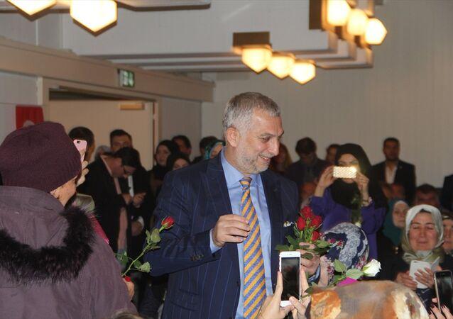 Metin Külünk, Zürih'te düzenlenen 15 Temmuz Darbe Girişimi ve Yükselen Türkiye konferansında