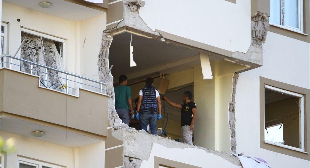 Gaziantep'te IŞİD'in canlı bomba hücreleri sorumlusu öldürüldü