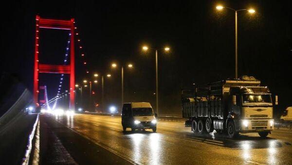 FSM Köprüsü - Sputnik Türkiye