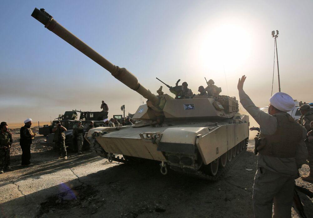 Musul'u IŞİD'den kurtarma operasyonu başladı