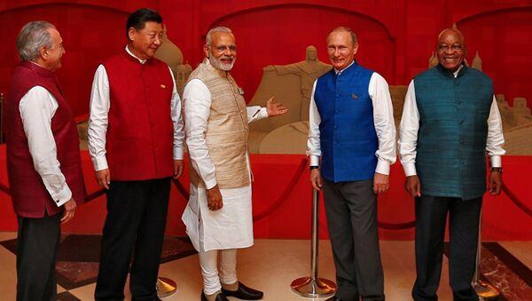Vladimir Putin Hindistan'da - Sputnik Türkiye