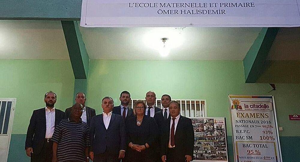 Türkiye Maarif Vakfı Gine'deki FETÖ okullarını devraldı