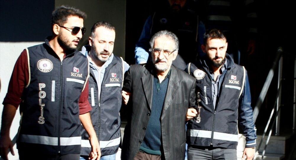 Fethullah Gülen'in kardeşi Kutbettin Gülen