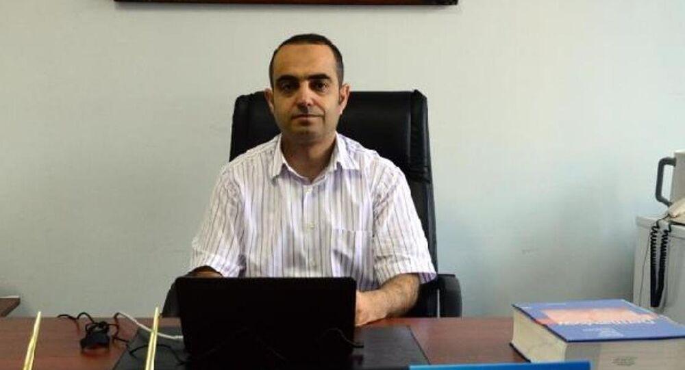 Prof. Dr. Mustafa Teoman Erdem