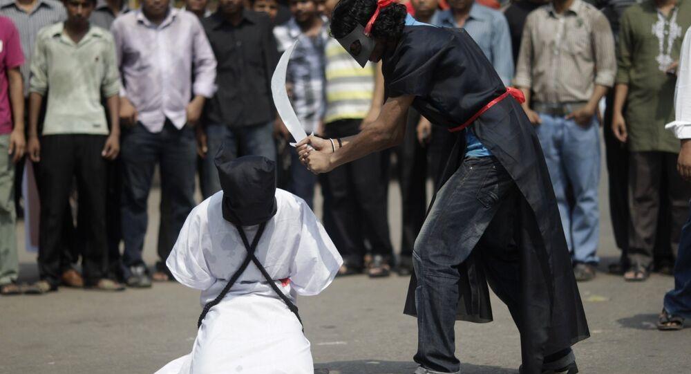 Suudi Arabistan'da idam