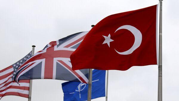 Türkiye - İngiltere - ABD - NATO - Sputnik Türkiye