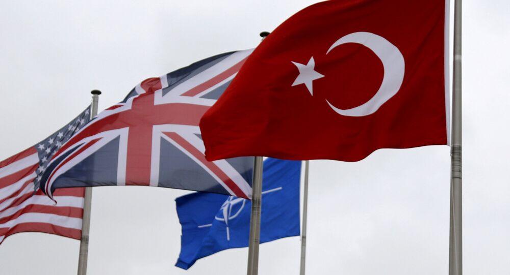 Türkiye - İngiltere - ABD - NATO