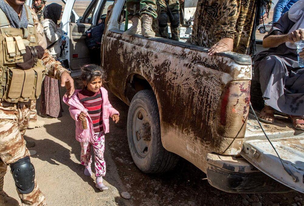 Musul'dan sivik kaçışlar sürüyor