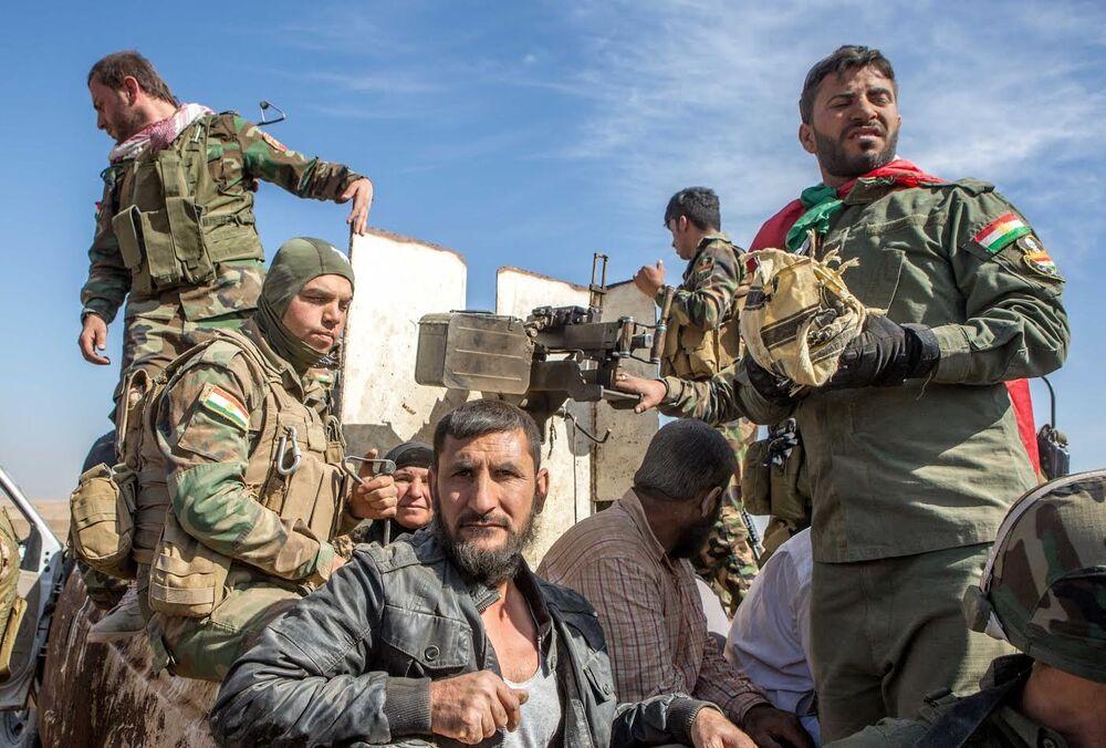 Musul'dan sivil kaçışlar