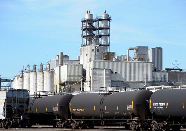 ABD - Atchison - kimyasal sızıntı